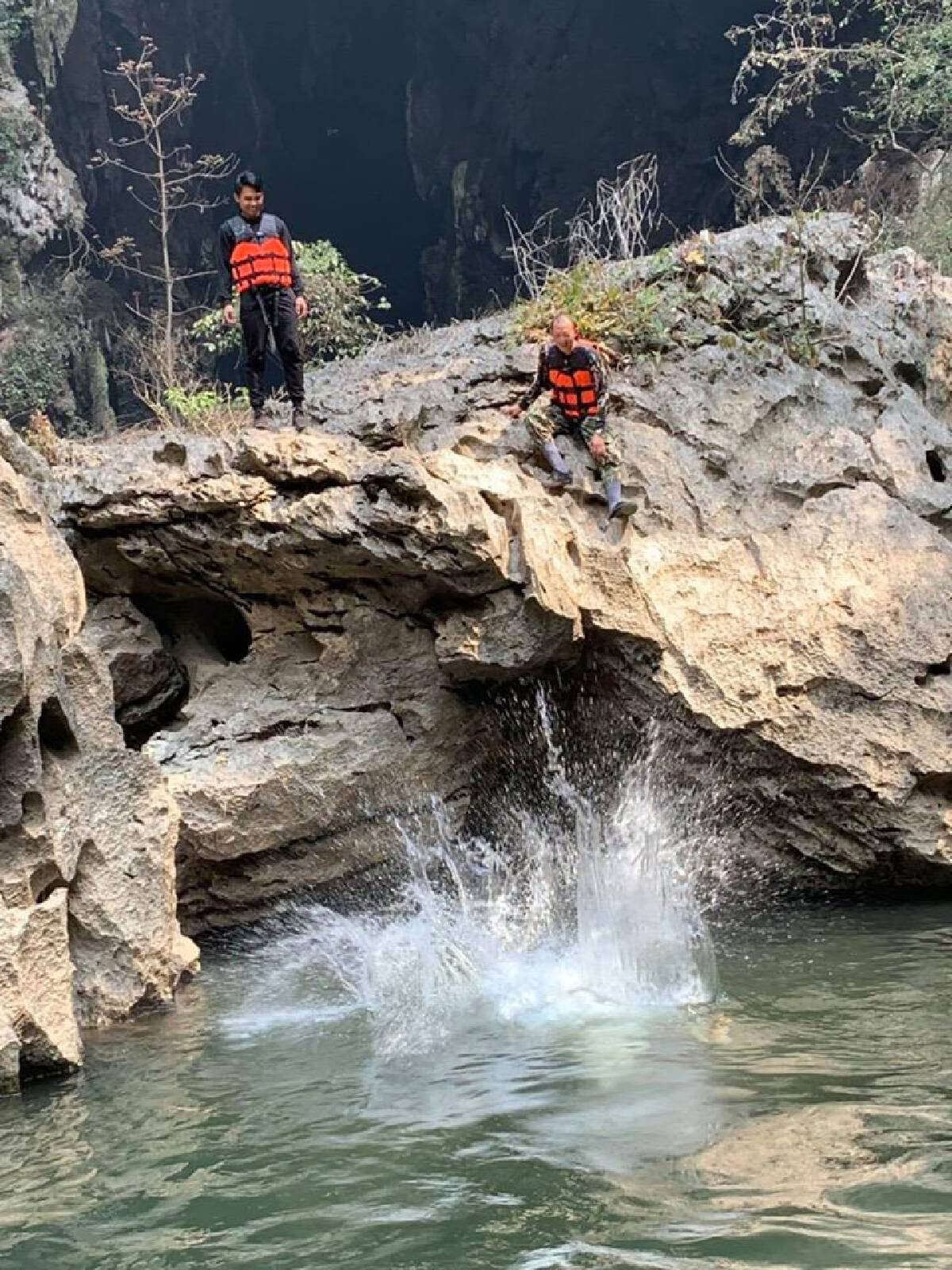 Prime chance to see thrilling Kanchanaburi caves