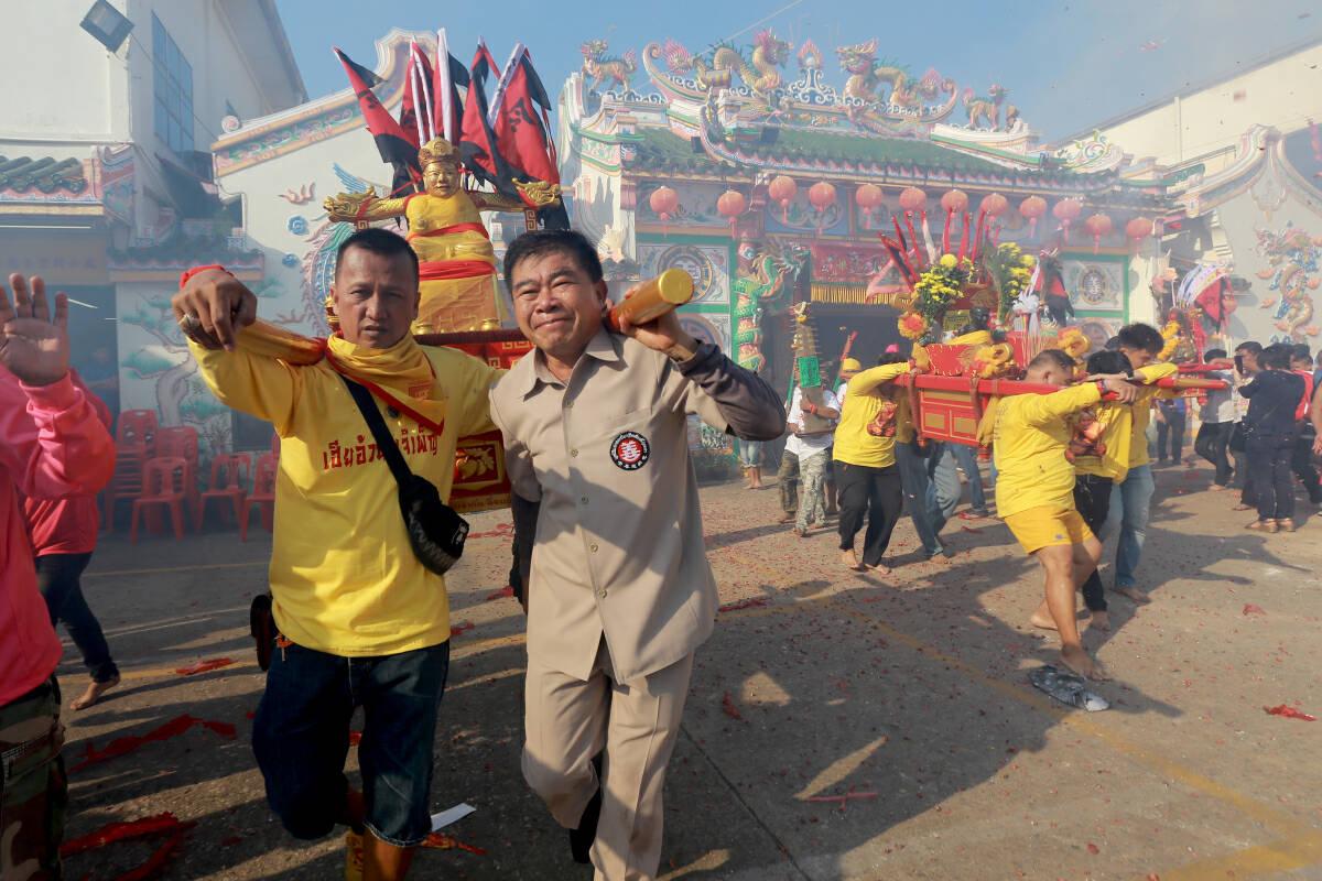 Southerners recall sad legend of Lim Ko Niao