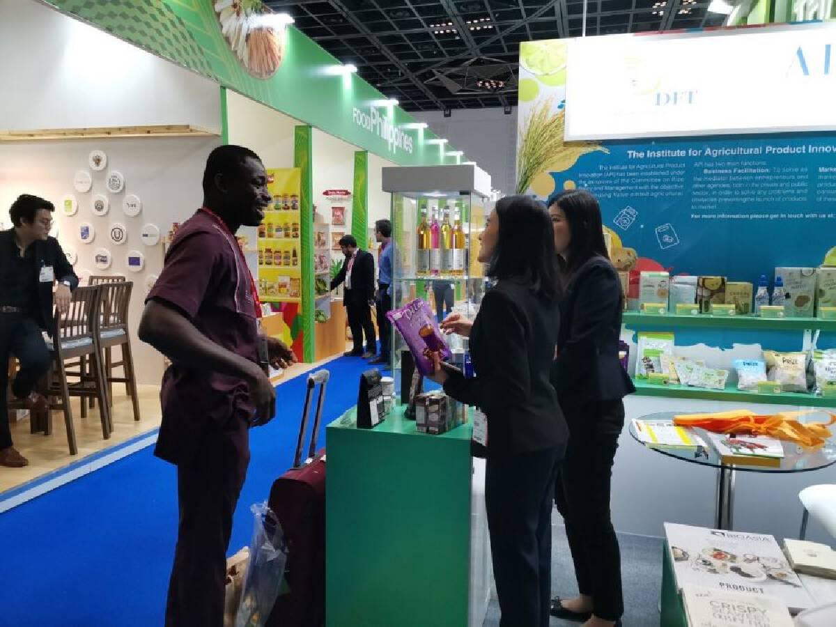 Dubai gets a taste of Thailand's best rice