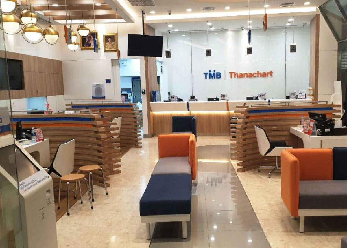 TMB, Thanachart to reopen over 850 branches across country