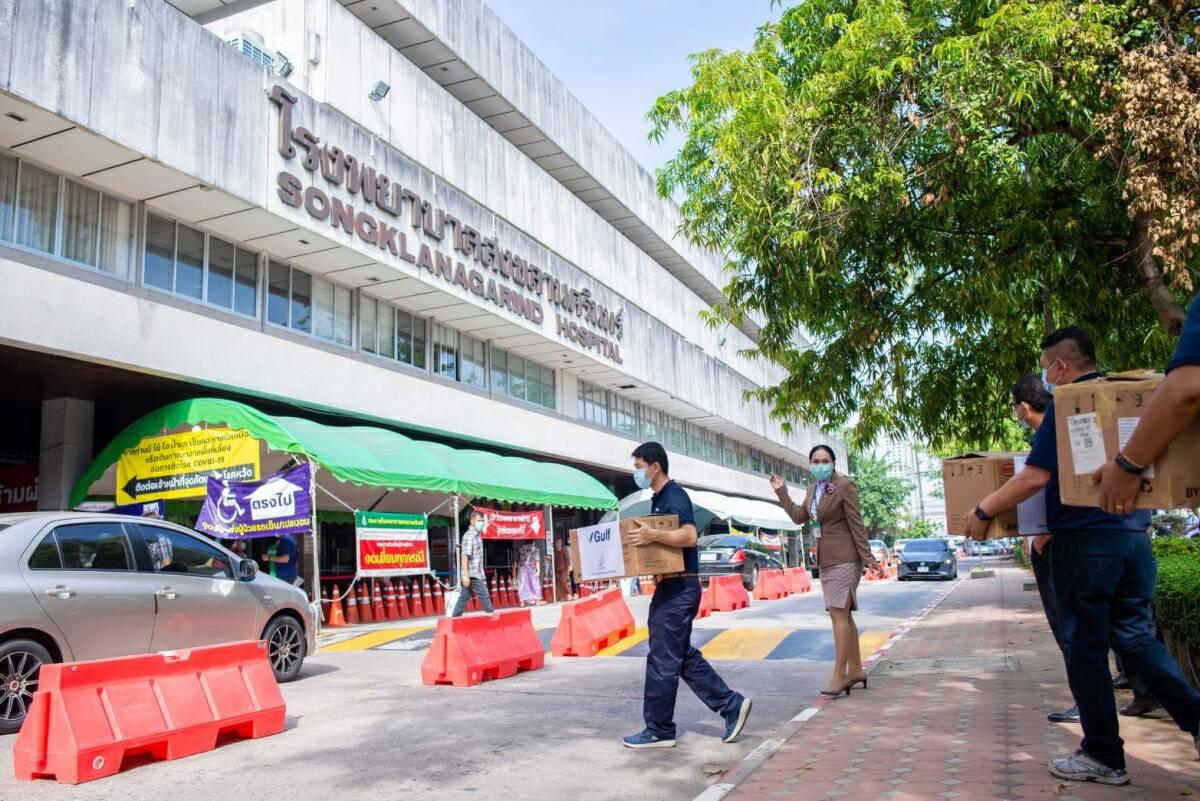 Gulf Group distributes KN95 masks among South hospitals