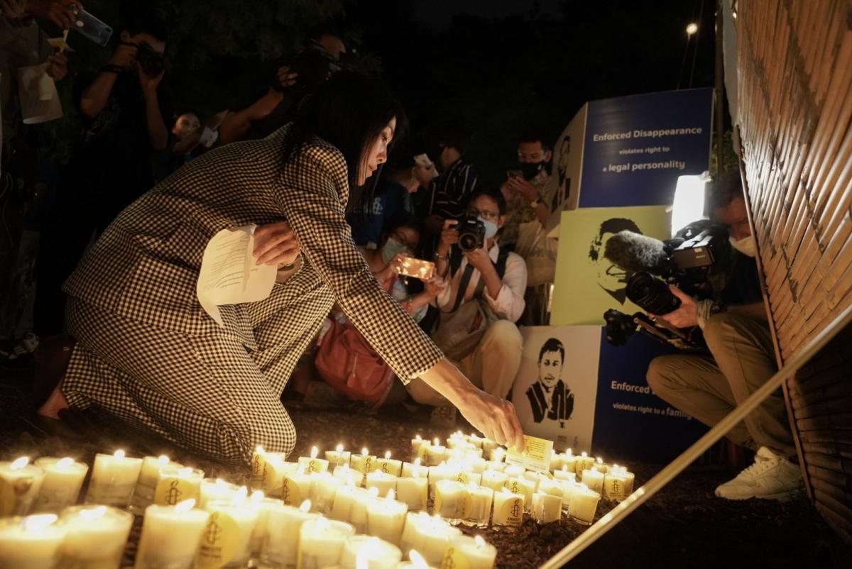 (Photo: Amnesty International Thailand)