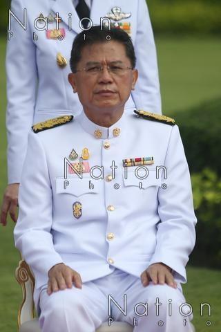 Predee Daochai, Finance Minister.