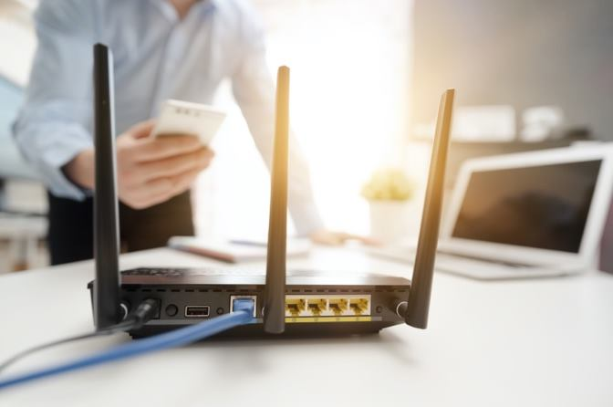 A favoured internet connection option in consumer electronics, Wi-Fi brings the benefits of high-speed and wireless connection.