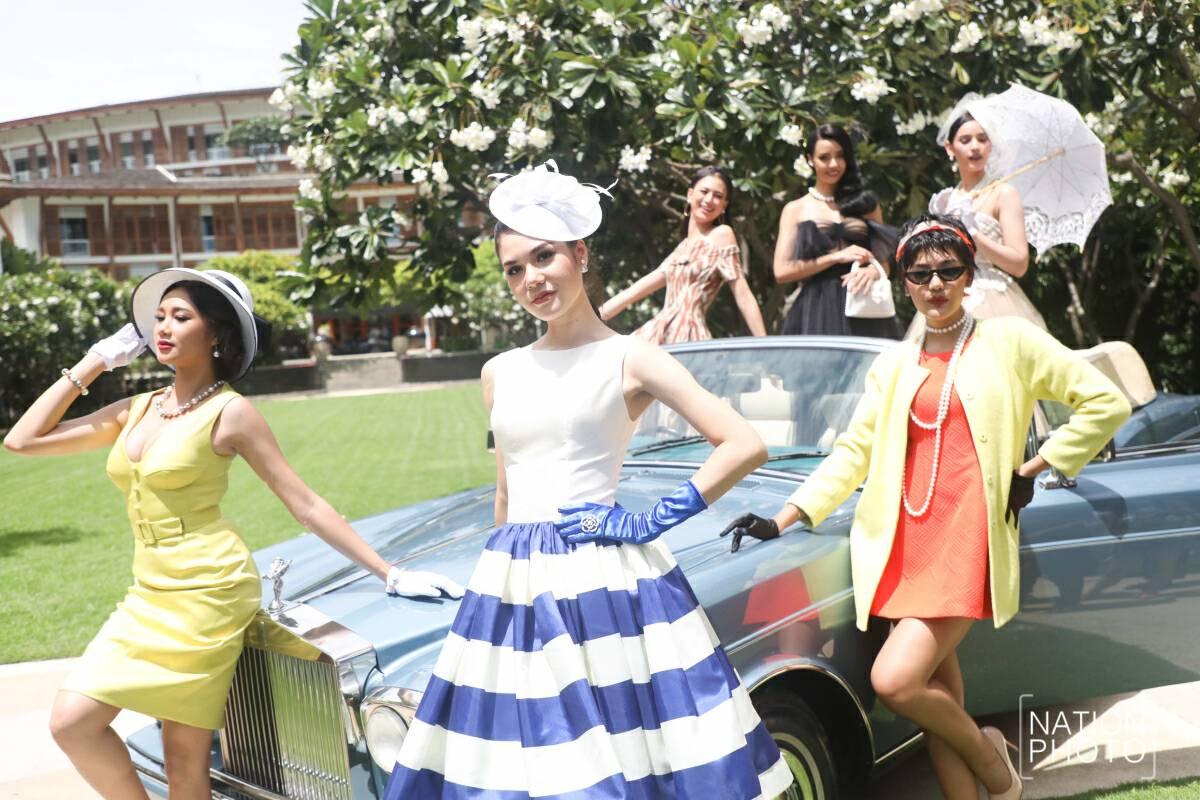 Miss Universe hopefuls visit Hua Hin for photoshoot