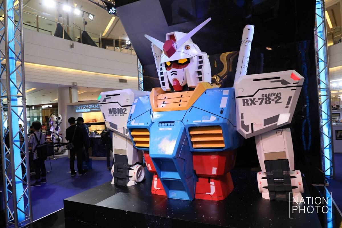 Calling all Gundam fans…