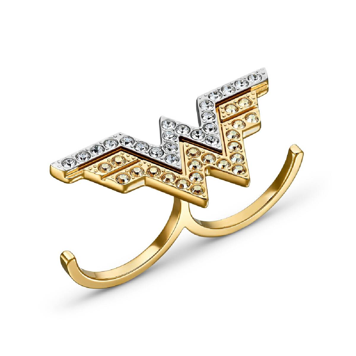 Dial up the sparkle with Swarovski's Wonder Woman collection