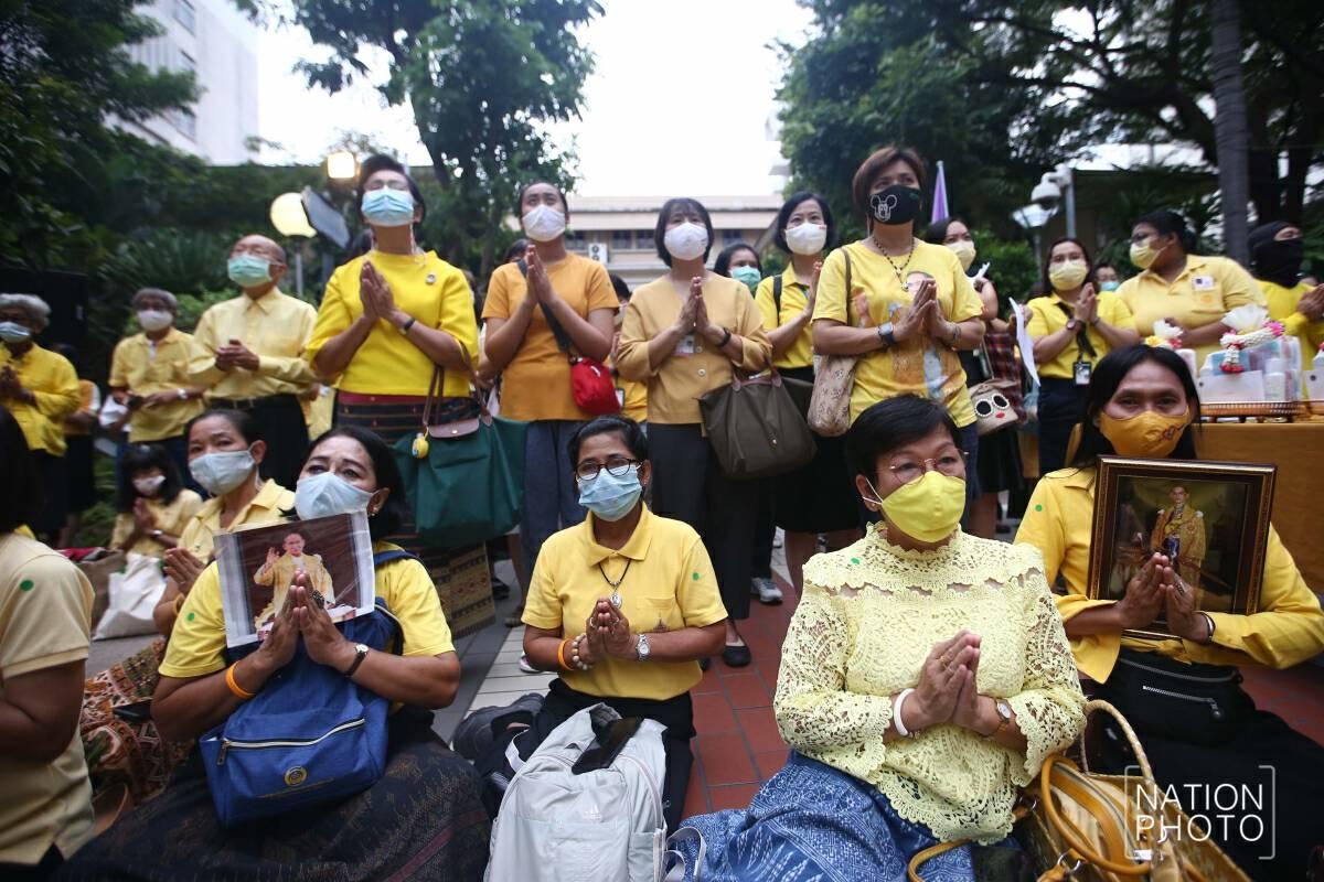 Remembering King Rama IX at Siriraj Hospital