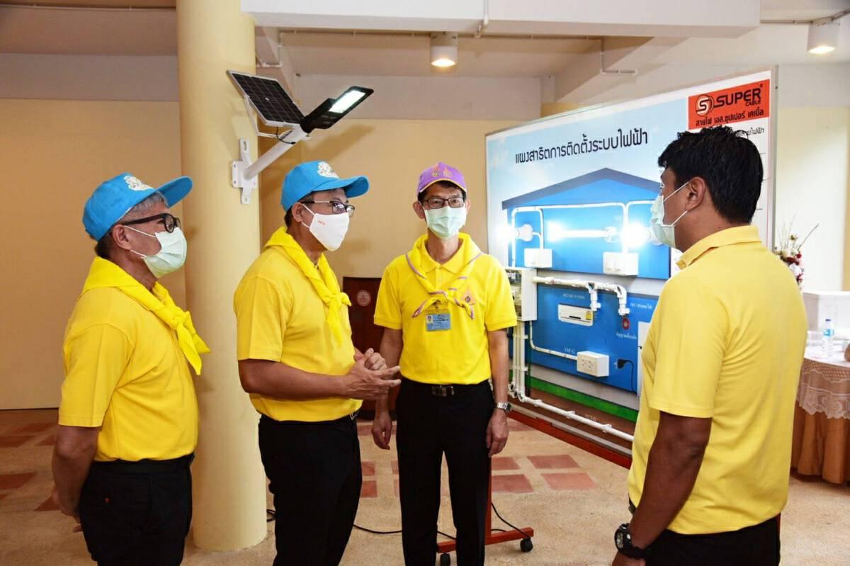 MEA organises community service activity in Nonthaburi community