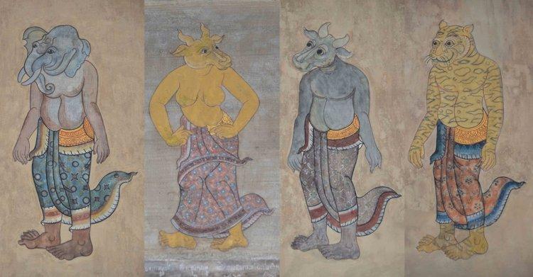 Samsamomlatat/ Galo Thuk/ Nang Yai Nongyao/ Ekkalai