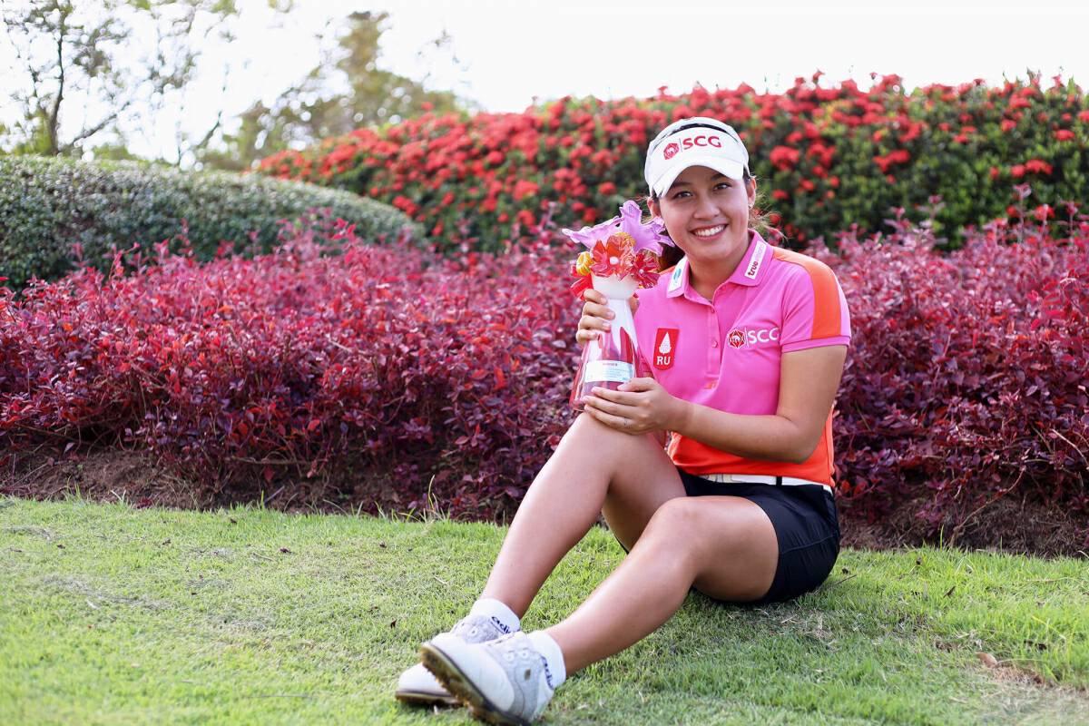 Fourth title propels Atthaya to Thai LPGA throne