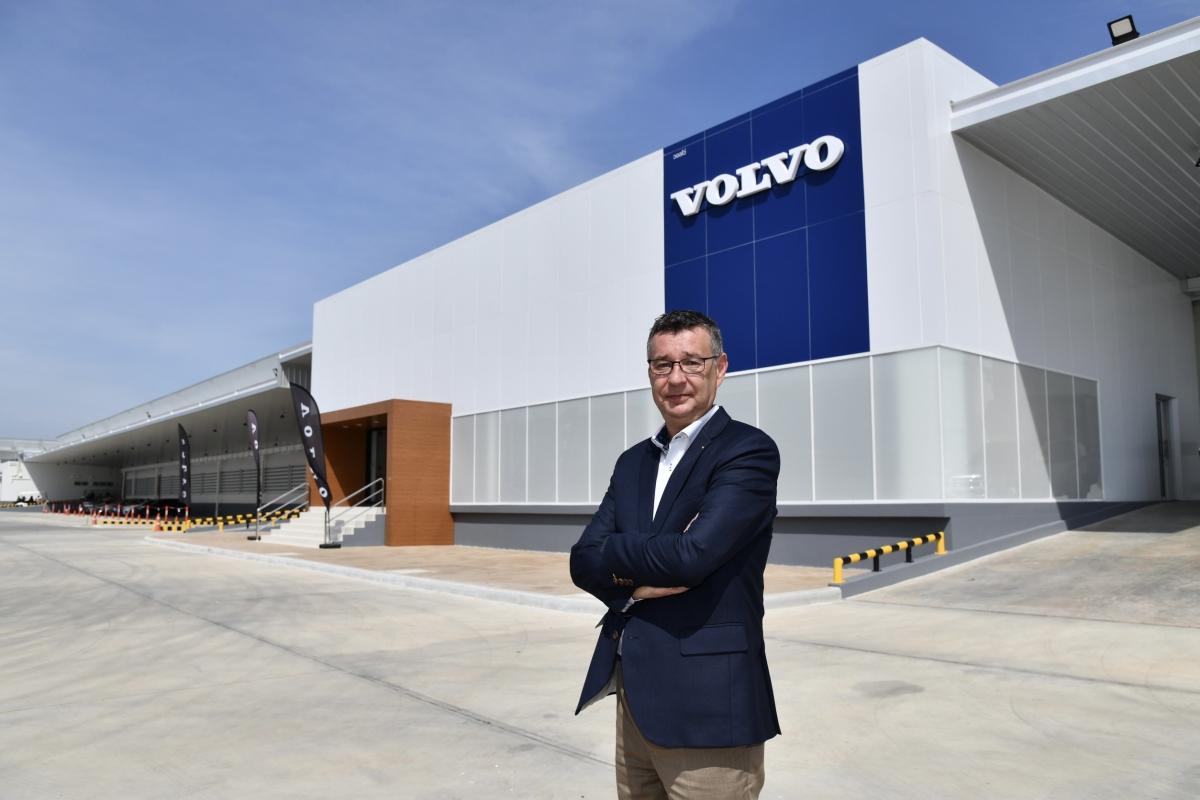 Chris Wailes, managing director, Volvo Car (Thailand)