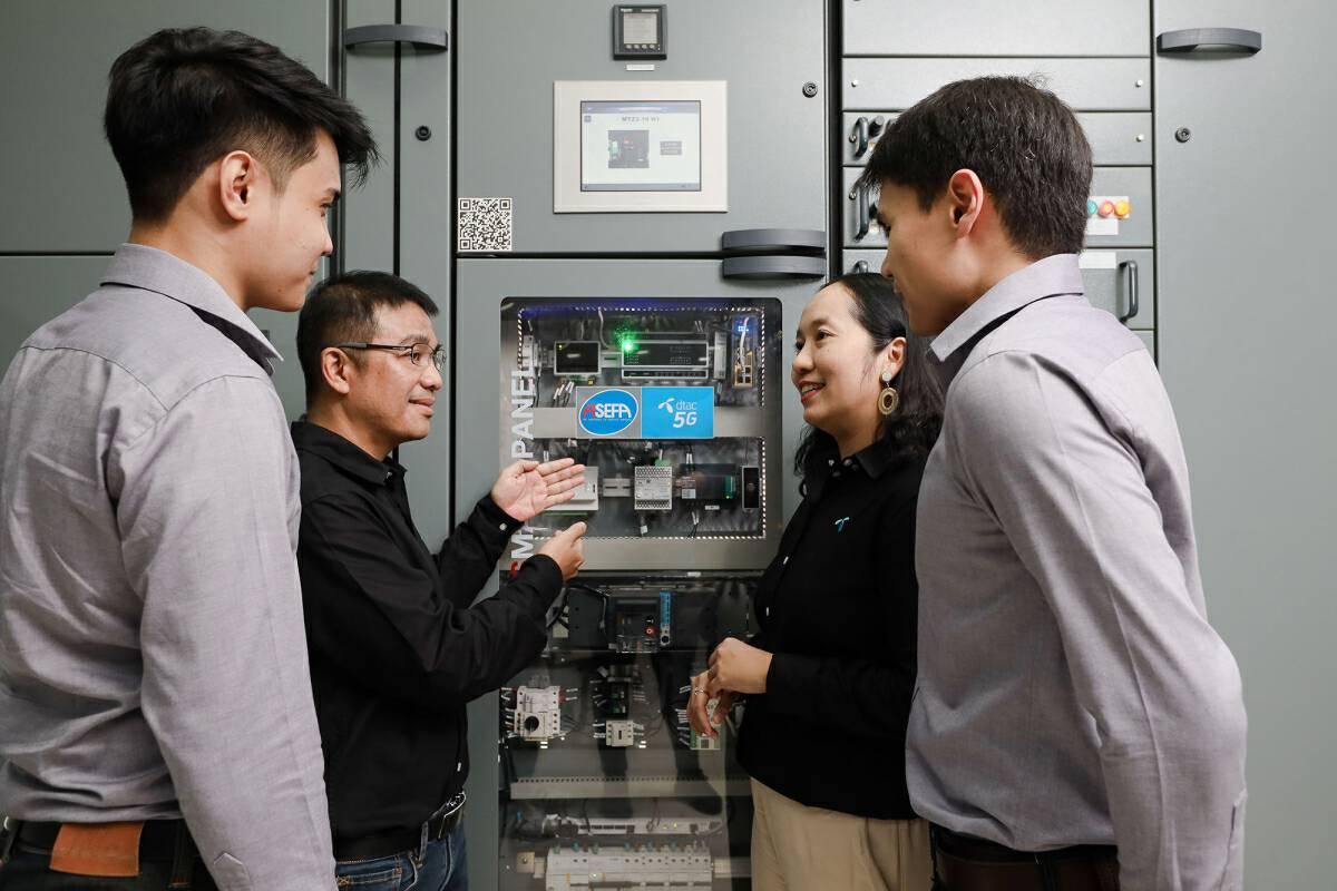DTAC-ASEFA launch 5G smart power management