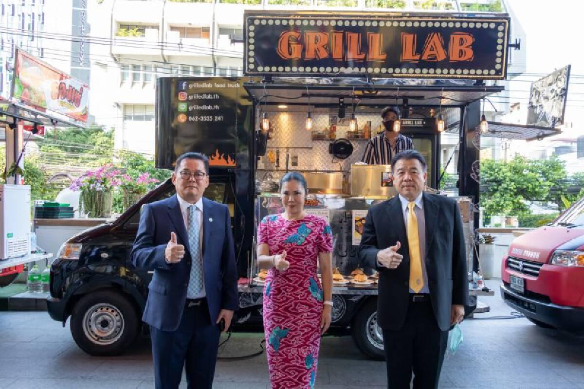 Nonthaburi to host largest food truck festival next week