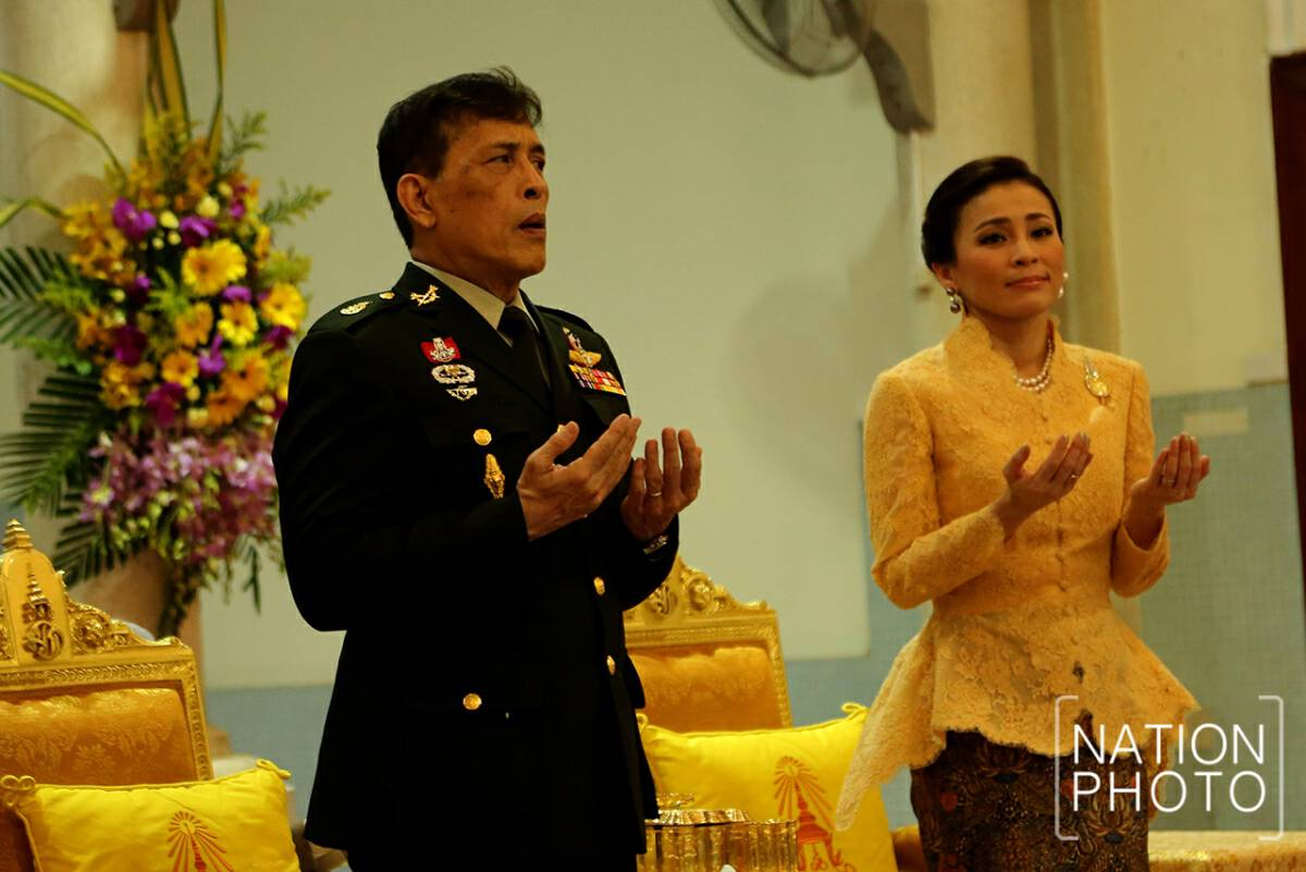 Their Majesties preside over Quran competition