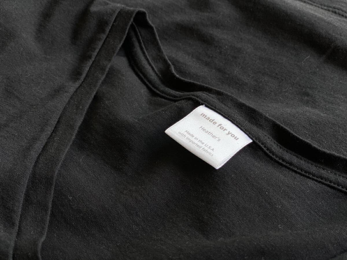 An Amazon Made For You custom T-shirt has a custom message on the tag. MUST CREDIT: Photo by RC Rivera