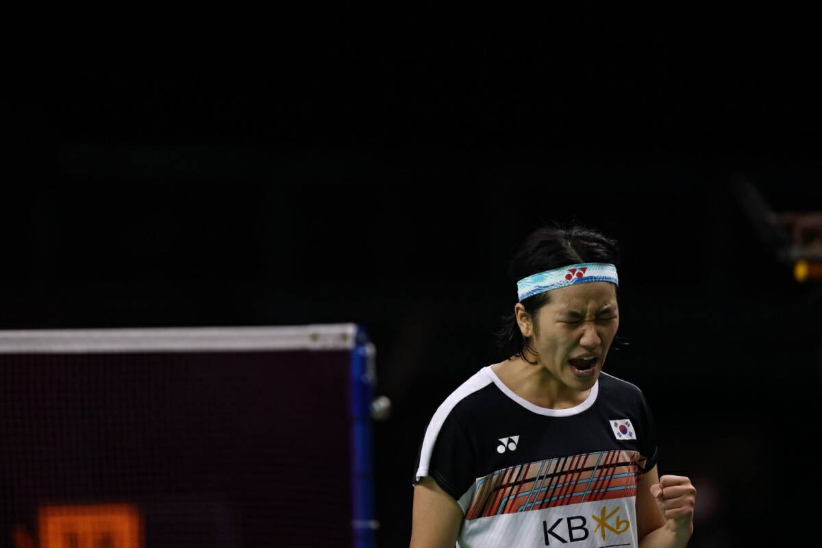 Ratchanok stunned but local duos book semi-finals at Thailand Open