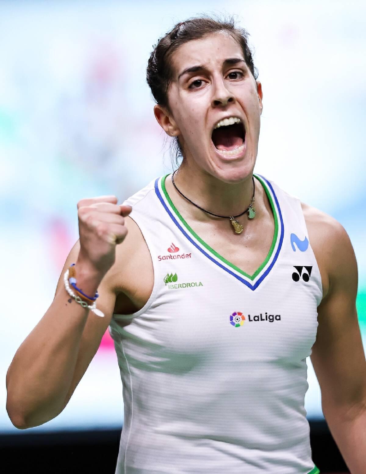 Marin mauls world No. 1 Tai to win Thailand Open