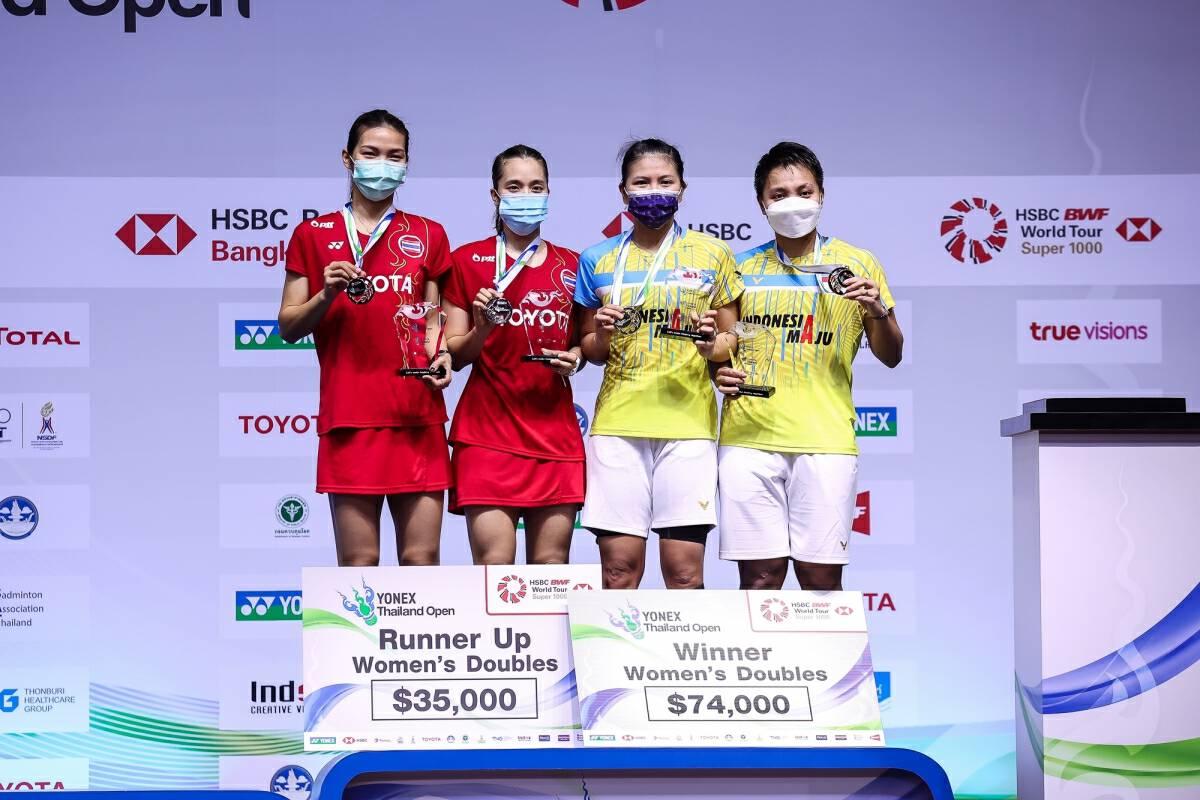 A mixed bag for Thais at Thailand Open