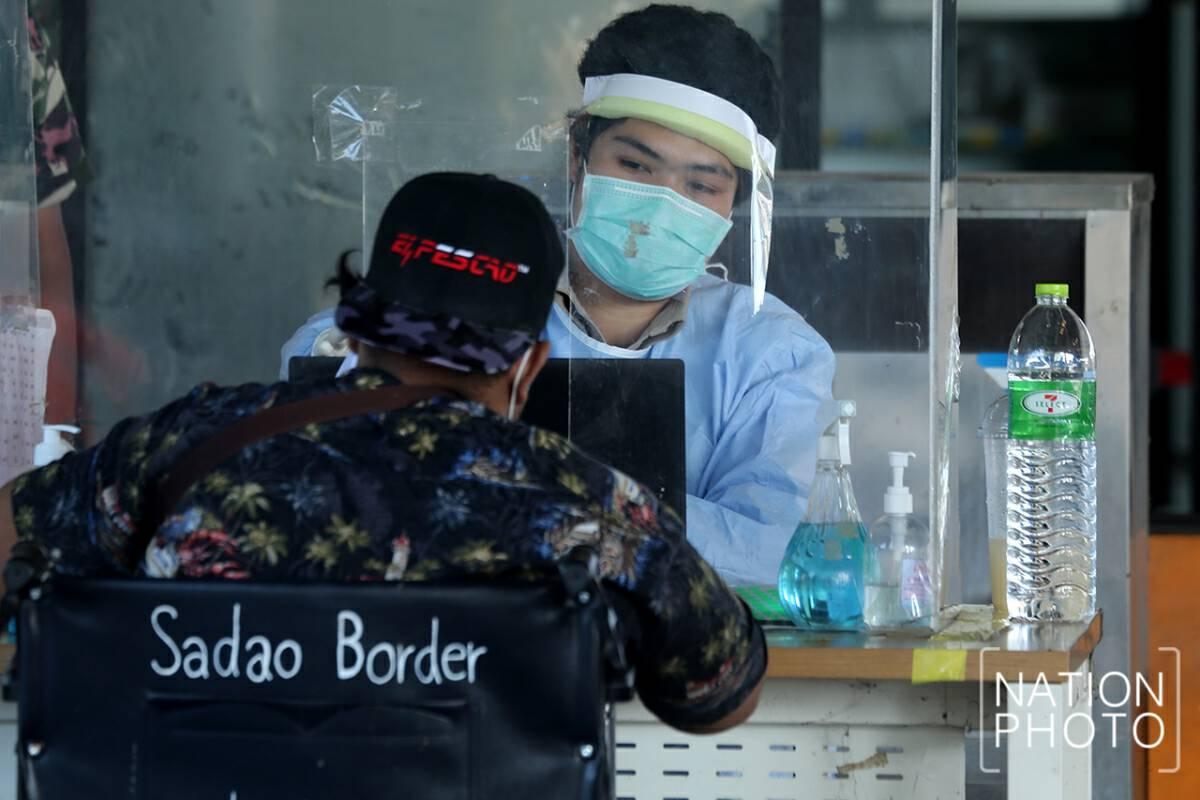 Thai military monitoring border as Malaysian outbreak rages