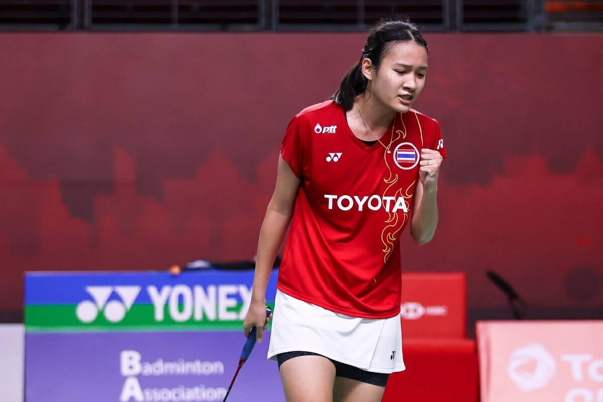Local teen stars streak into second round at Thailand Open II