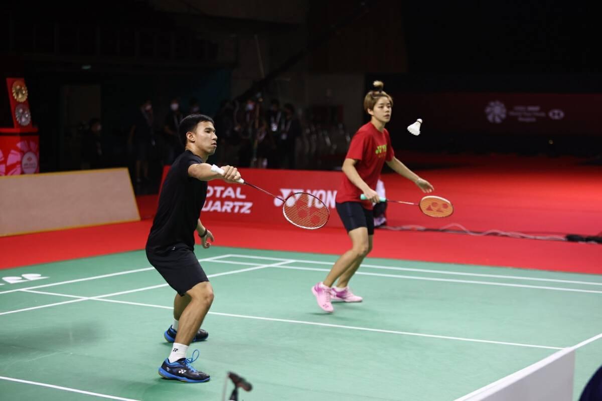 Ratchanok, Thai super-duo face supreme test in World Tour Finals