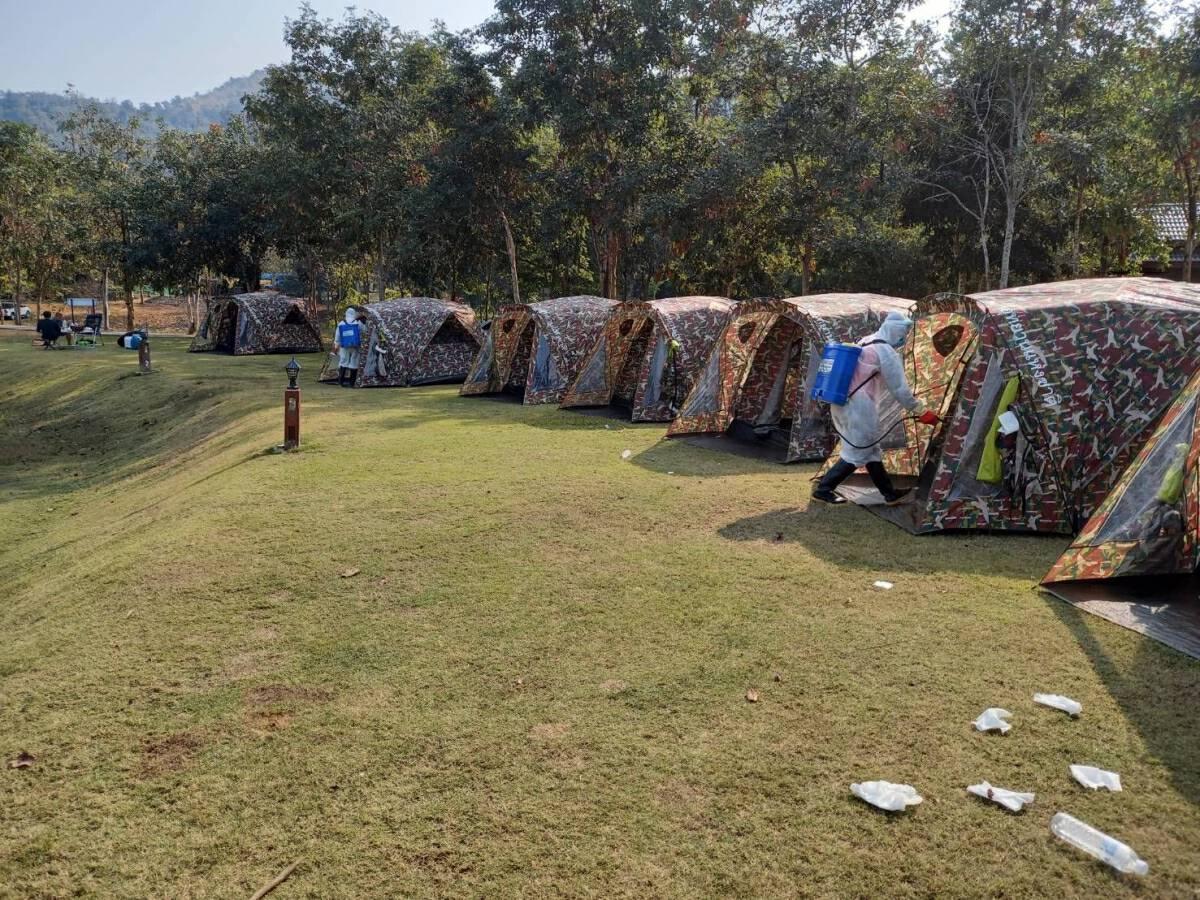 Kaeng Krachan National Park shut until Feb 11 over Covid case