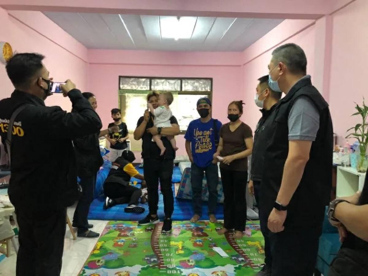 Seven people arrested in crackdown on cross-border surrogacy racket