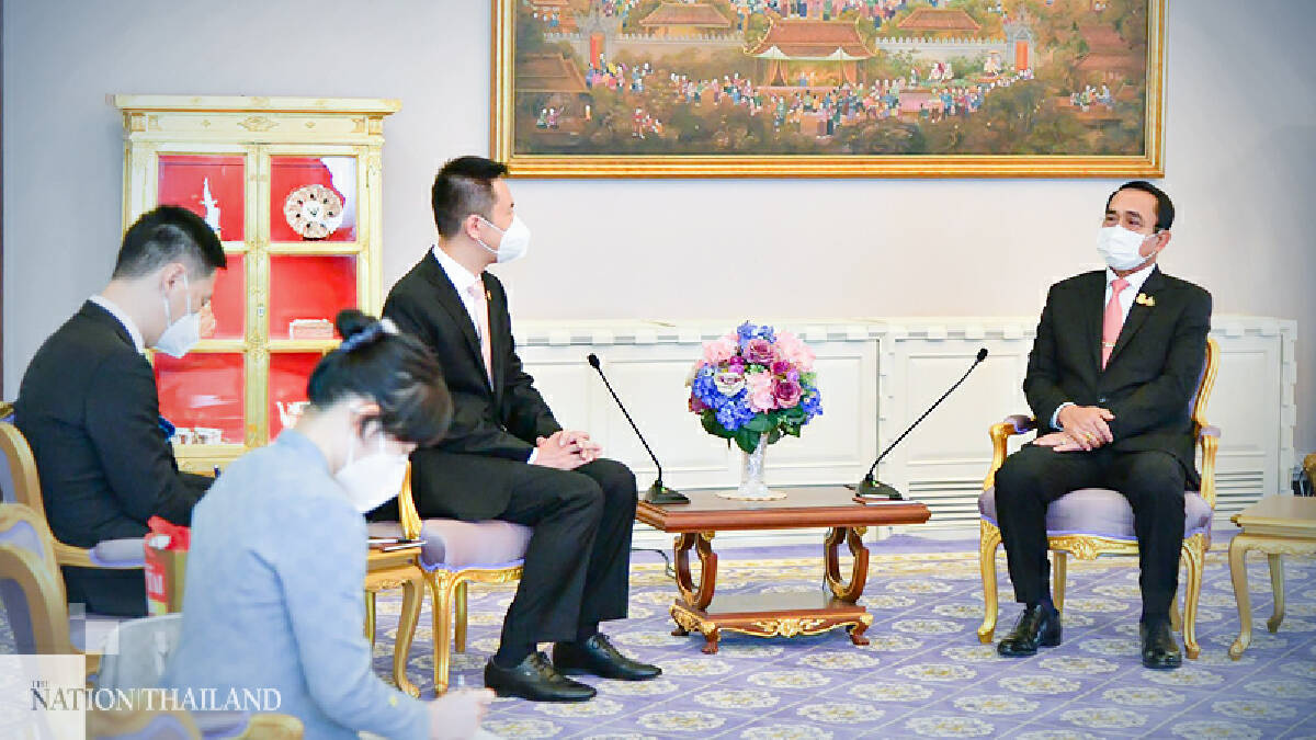 China vaccine 'arriving soon' to kickstart Thailand's stalled inoculation