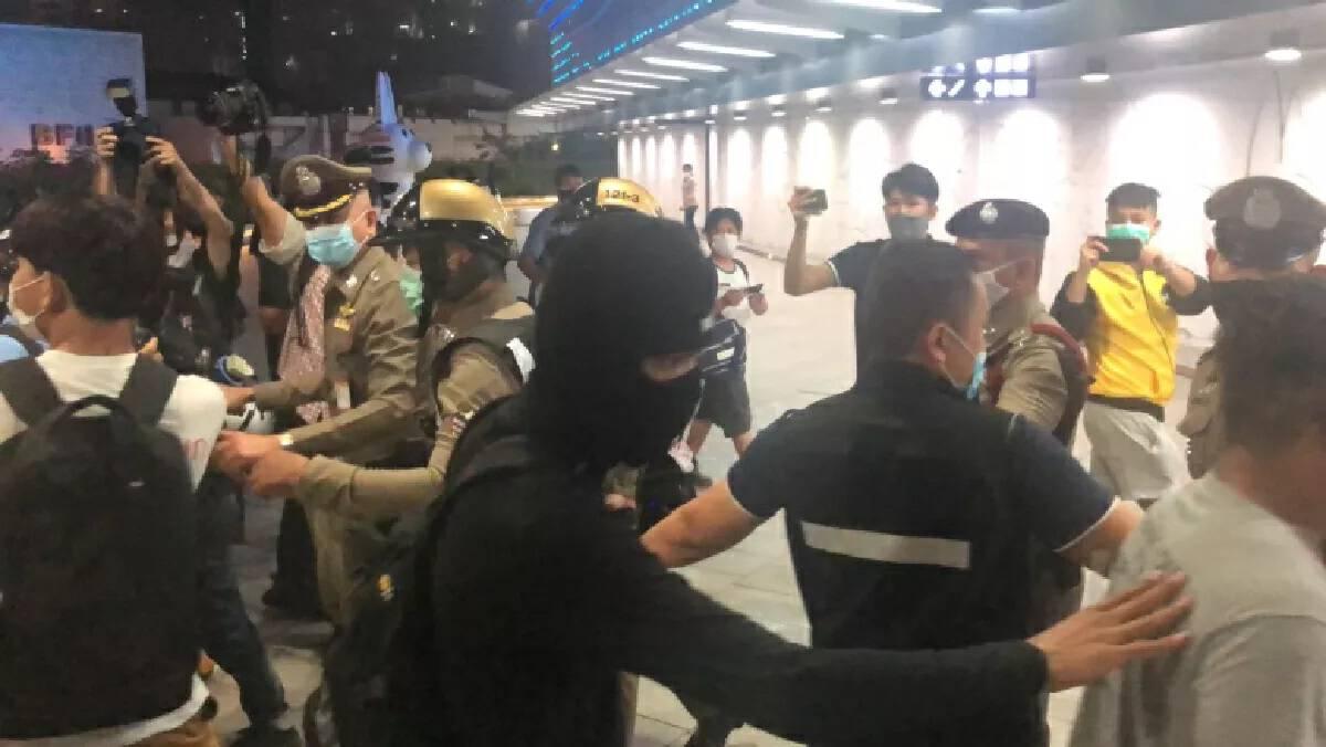 Four Ratsadon leaders denied bail