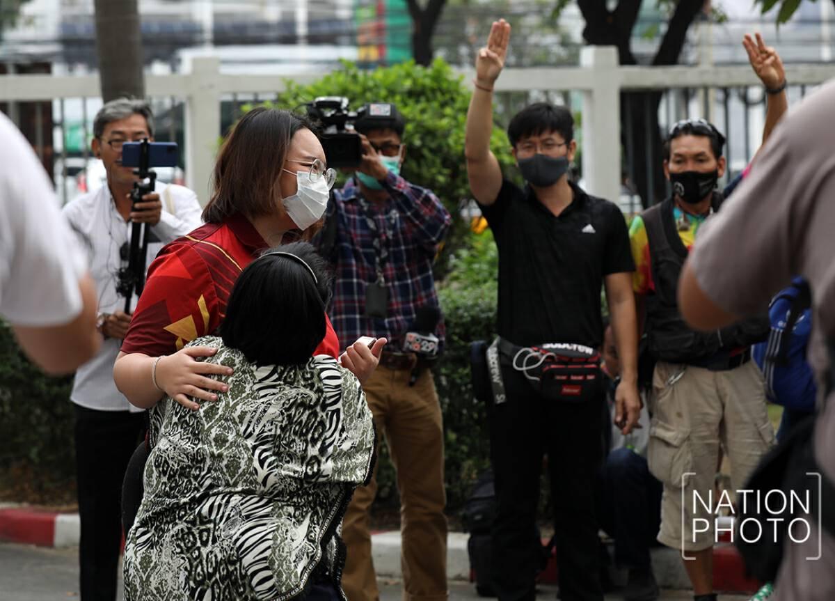 Ratsadon leaders planning next protest after OAG delays case