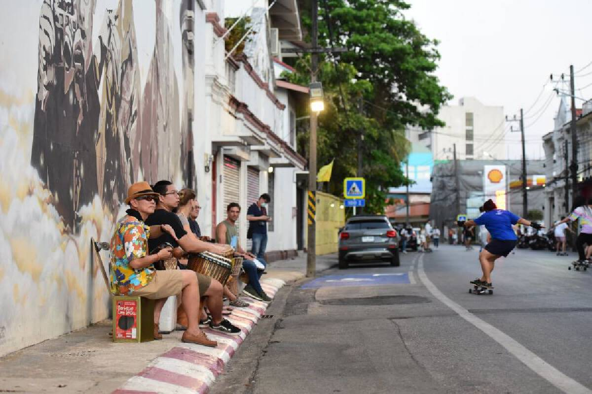 Phuket gets tourism industry up and rolling