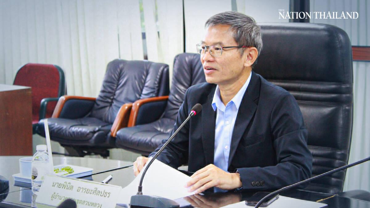 Phinit Arayasilpathorn, BMA market division's director