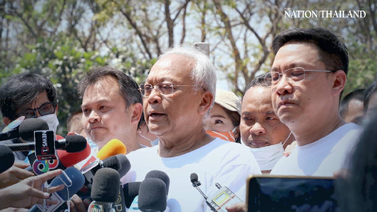The Appeal Court on Friday granted bail to eight former leaders of the People's Democratic Reform Committee (PDRC) under the stipulation that they do not leave the country without prior permission.