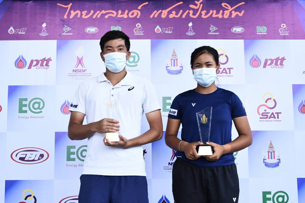 Teens turn on the power in Thailand Championships