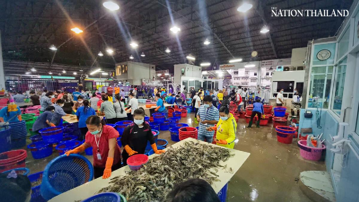 Samut Sakhon market that spawned second virus wave reopens