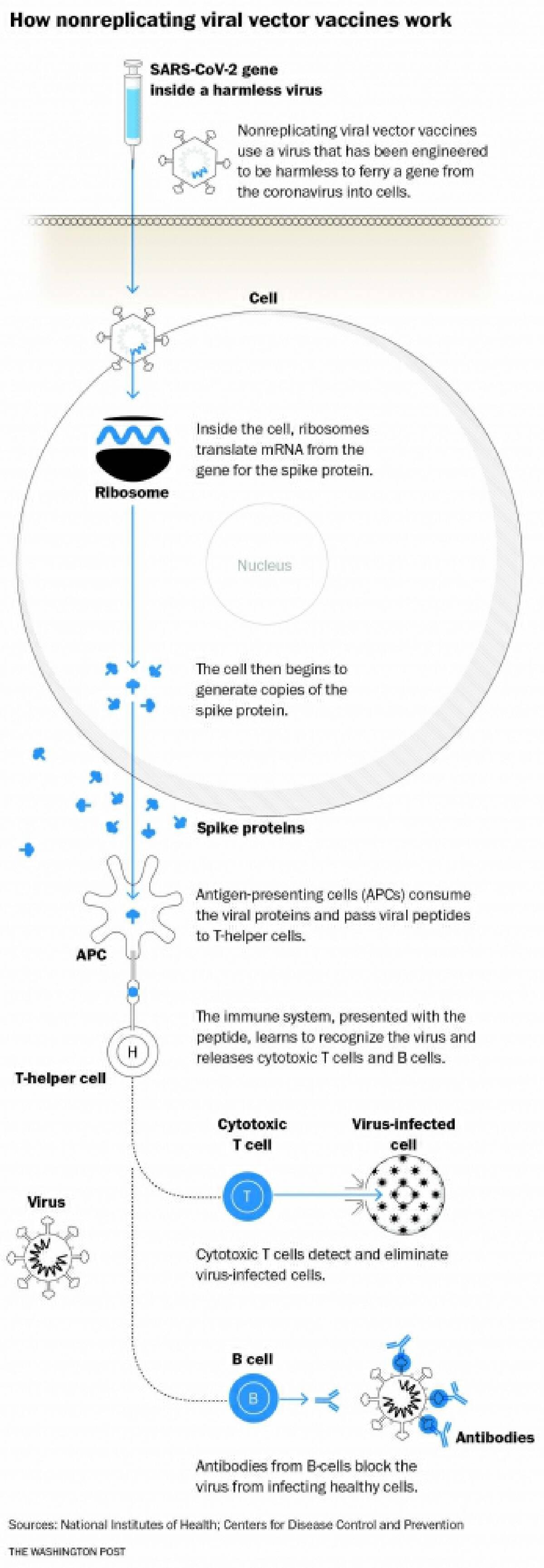 Merck will help make Johnson & Johnson coronavirus vaccine as rivals team up to help Biden accelerate shots