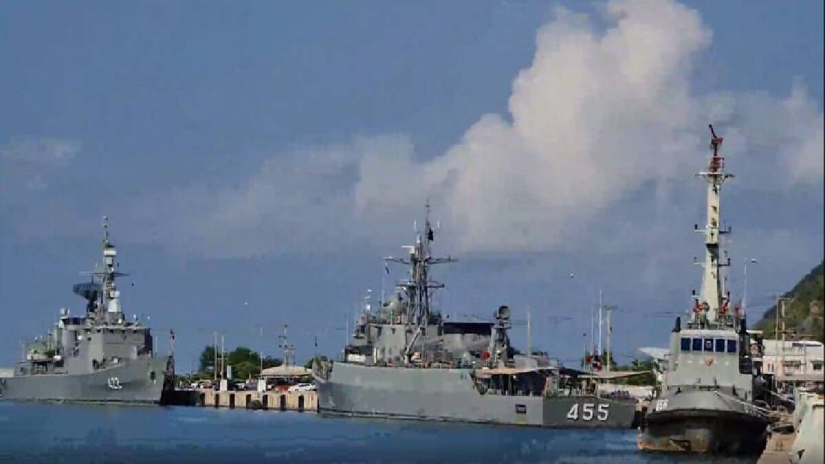 Navy officer dies as SUV plunges into sea at Sattahip base
