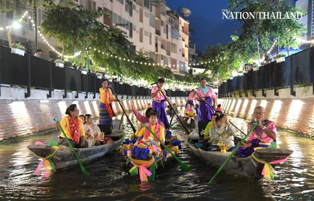 More Bangkok canals being spruced up to improve people's quality of life