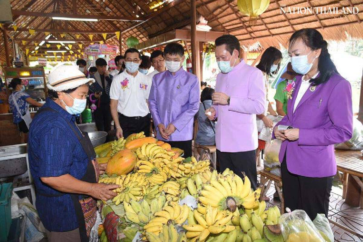 Special expo held to boost local economy in Taling Chan