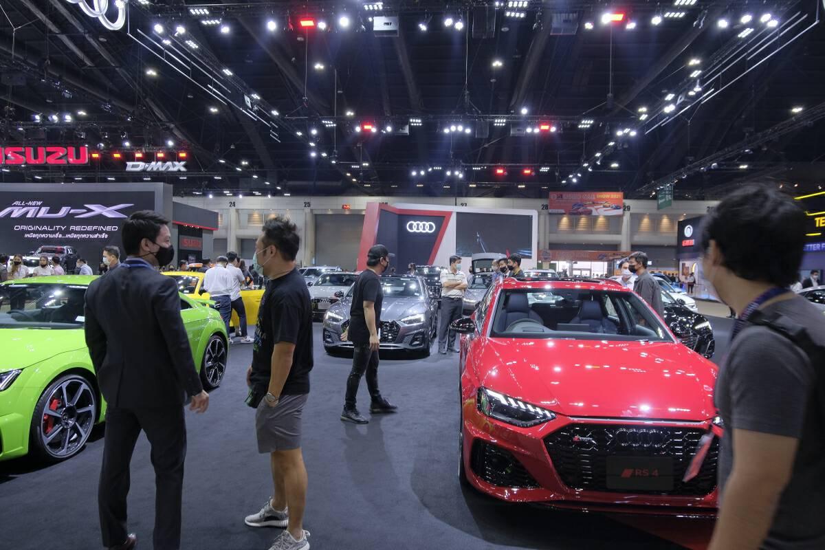 260kph – the speed of Thailand's EV revolution at Bangkok International Motor Show