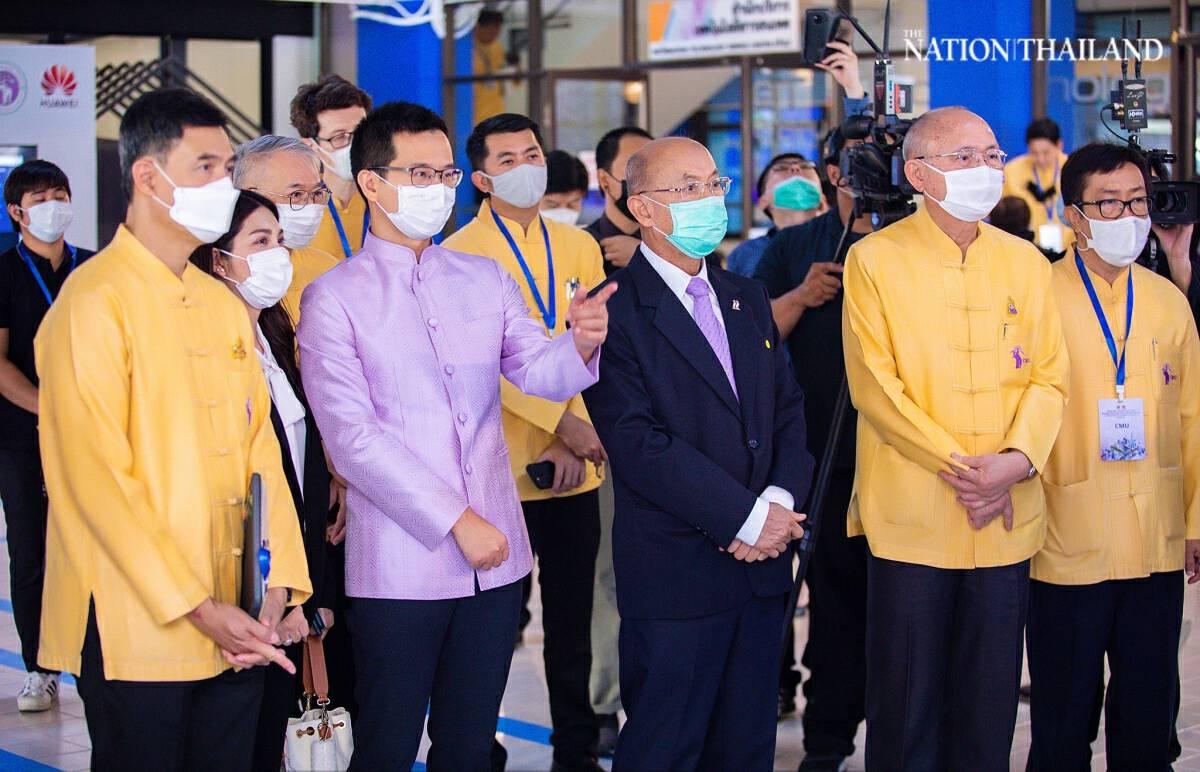 Huawei aims to transform Chiang Mai University into 5G Smart Uni