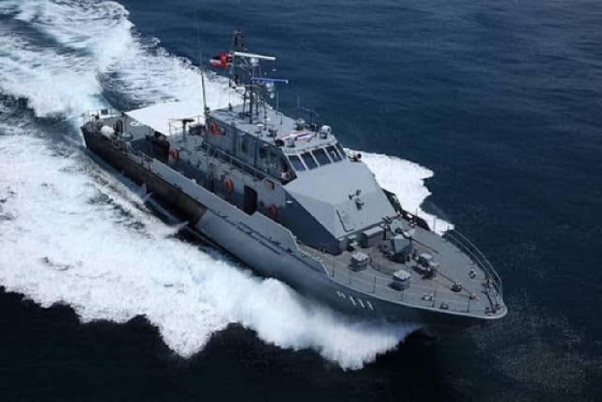 Navy takes delivery of new coastguard boats