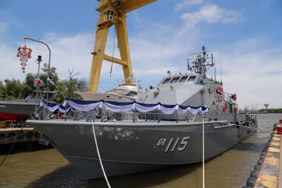 T115 inshore patrol boat