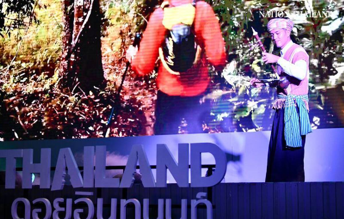 Global ultramarathon series to tackle 'roof of Thailand' in Oct