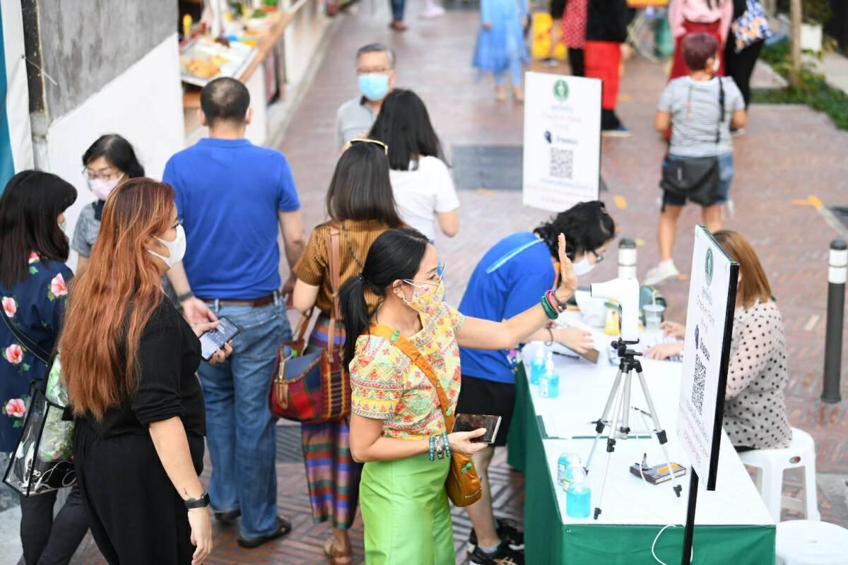 BMA to hold shopping fair at Ong Ang Canal during Songkran holidays