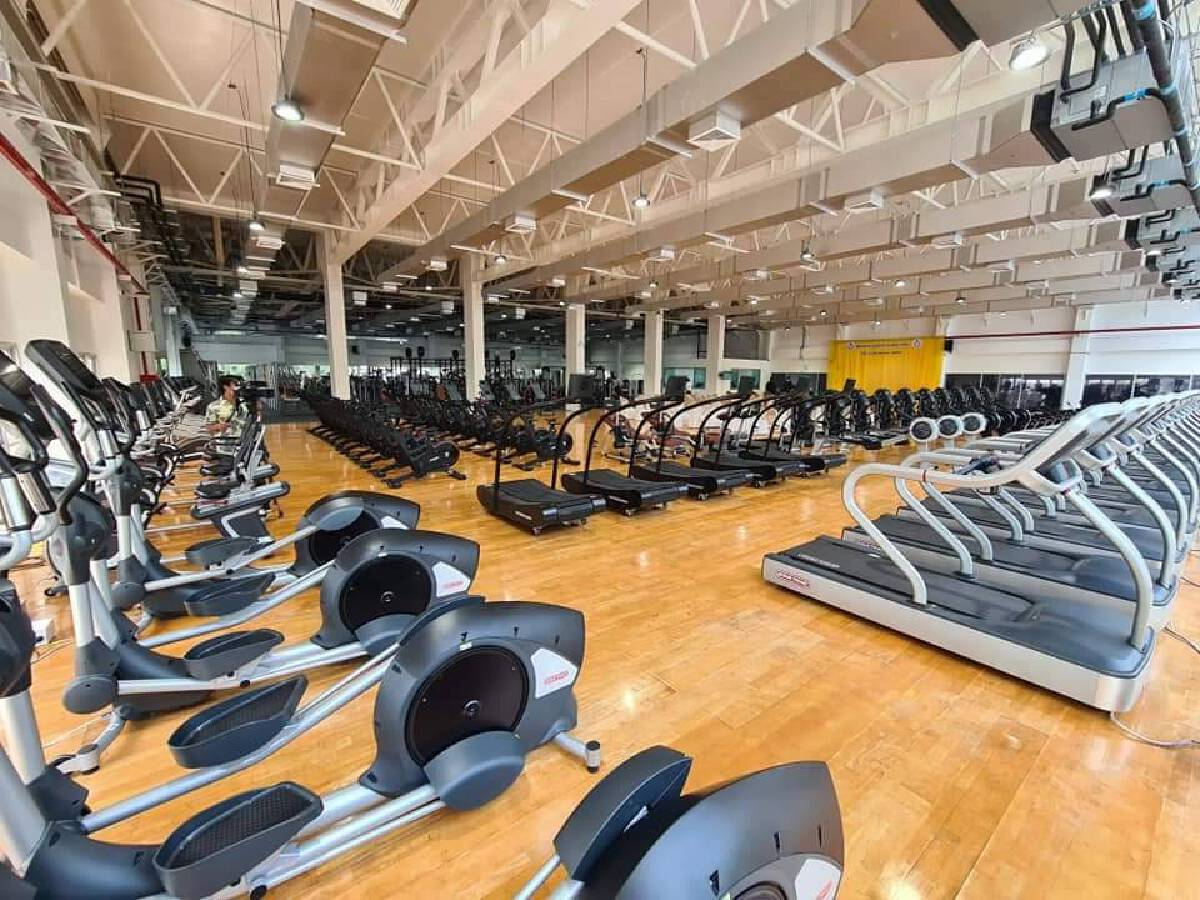 Sports Science Centre reopens after B1-billion renovation