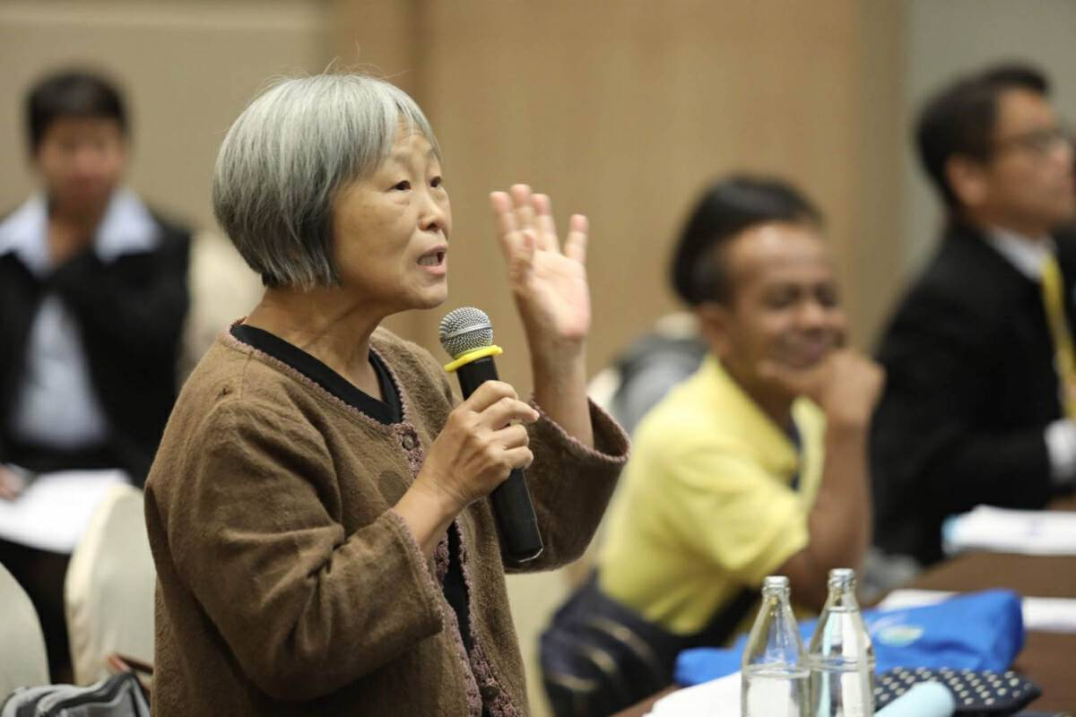 Study gives NHSO pat on the back for empowering vulnerable groups in health system