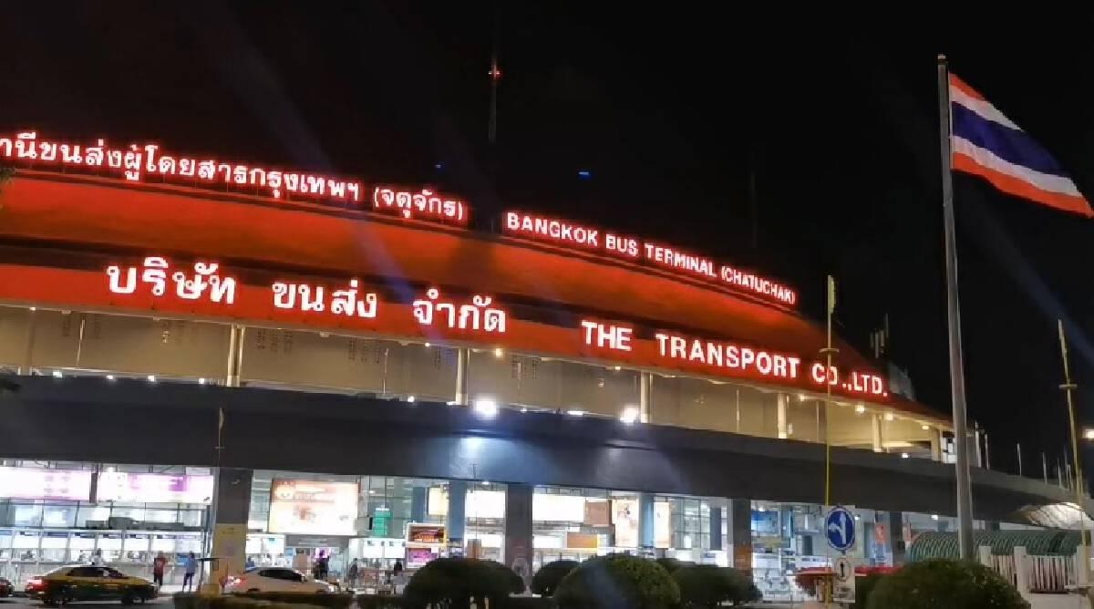 Songkran exodus from Bangkok begins