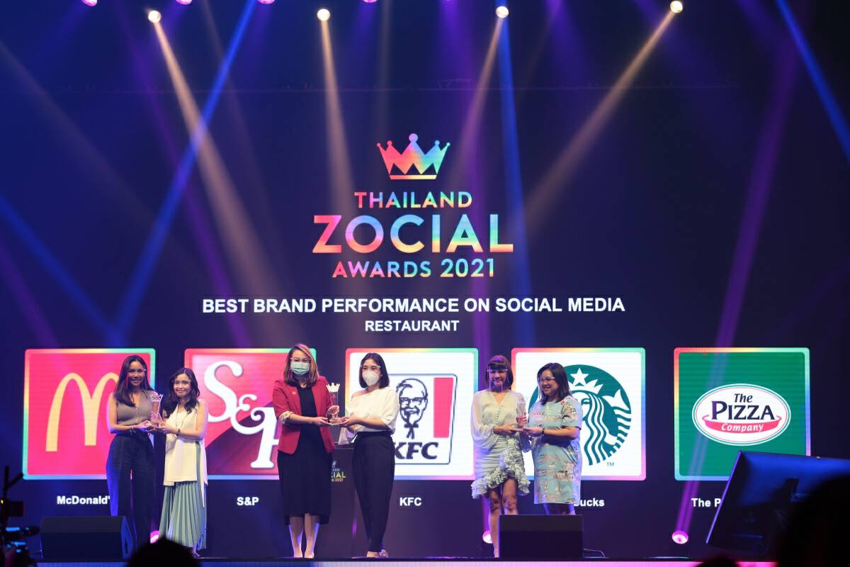 Wisesight announces winners of this year's Thailand Zocial Awards